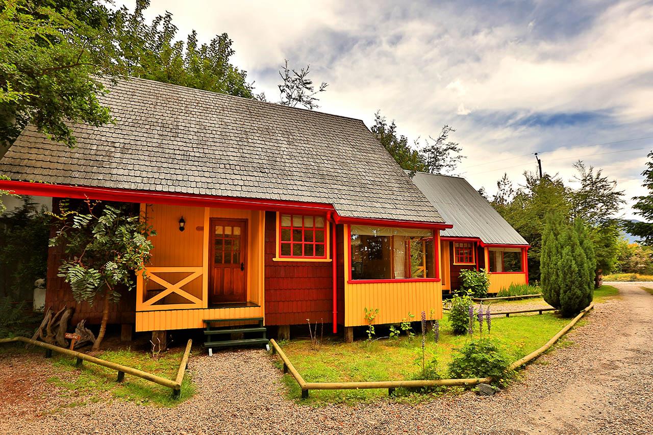 Patagoni green - Cabañas